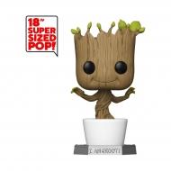 Les Gardiens de la Galaxie - Figurine POP! Super Sized Dancing Groot 46 cm
