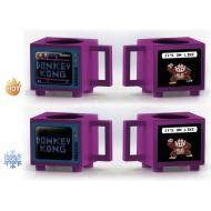 Nintendo - Mug effet thermique Donkey Kong