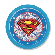 DC Comics - Pendule Logo Superman