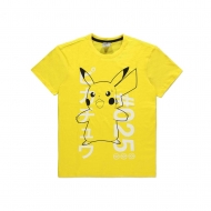 Pokémon - T-Shirt Shocked Pika