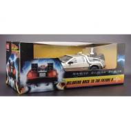 Retour vers le futur II - Réplique métal 1/18 DeLorean 1983