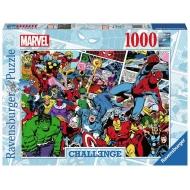 Marvel - Puzzle Challenge Comics (1000 pièces)