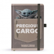 Star Wars The Mandalorian - Carnet de notes Premium A5 Precious Cargo