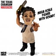 Massacre à la tronçonneuse - Figurine sonore Mega Scale Leatherface 38 cm