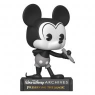 Mickey Mouse - Figurine POP! Mickey Mouse (B&W) 9 cm