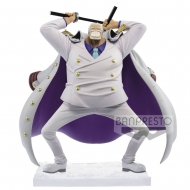 One Piece - Statuette magazine A Piece Of Dream Monkey D. Garp 16 cm