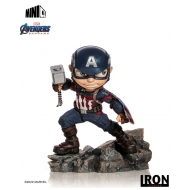 Avengers Endgame - Figurine Mini Co. Captain America 15 cm