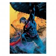 DC Comics - Puzzle Superman Tank