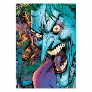 DC Comics - Puzzle Joker Crazy Eyes