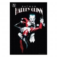 DC Comics - Puzzle Joker & Harley Quinn