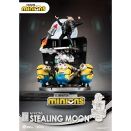 Les Minions - Diorama D-Stage Stealing Moon 15 cm