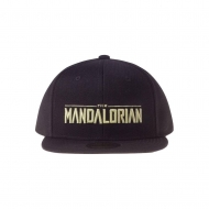 Star Wars The Mandalorian - Casquette Snapback Silhouette
