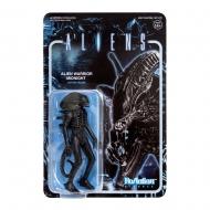 Alien - Figurine ReAction Alien Warrior Midnight Black 10 cm