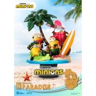 Les Minions - Diorama D-Stage Paradise 15 cm