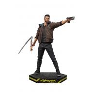 Cyberpunk 2077 - Statuette Male V 24 cm