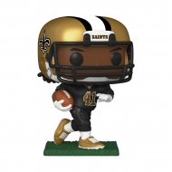 NFL - Figurine POP! Alvin Kamara (Saints) 9 cm