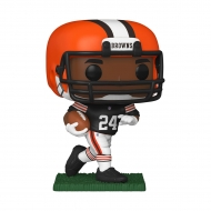 NFL - Figurine POP! Nick Chubb (Cleveland Browns) 9 cm