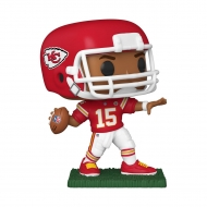 NFL - Figurine POP! Patrick Mahomes (Kansas City Chiefs) 9 cm