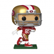 NFL - Figurine POP! George Kittle (San Francisco 49ers) 9 cm