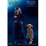 Harry Potter - Pack 2 figurines Real Master Series 1/8 Bellatrix & Dobby 16-23 cm