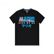 Nintendo - T-Shirt Fire Mario
