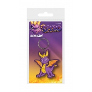 Spyro the Dragon - Porte-clés Dragon Stance 6 cm