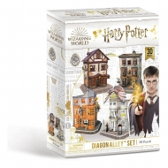 Harry Potter - Puzzle 3D set Chemin de Traverse (273 pièces)