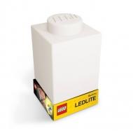 LEGO - Veilleuse Pièce de Lego Blanc