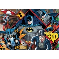 DC Comics - Puzzle Supercolor Batman (180 pièces)