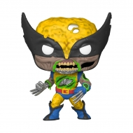 Marvel - Figurine POP! Zombie Wolverine 9 cm