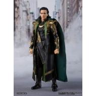 Avengers (Marvel) - Figurine S.H. Figuarts Loki 15 cm