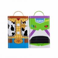 Toy Story 4 - Boîtes de rangement Buzz & Woody