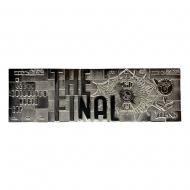Harry Potter - Réplique Quidditch World Cup Ticket Limited Edition (plaqué argent)