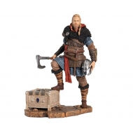 Assassin's Creed Valhalla - Statuette Eivor 25 cm