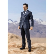 Iron Man - Figurine S.H. Figuarts Tony Stark (Birth of Iron Man) 15 cm