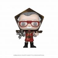 Marvel - Figurine POP! Stan Lee in Ragnarok Outfit 9 cm