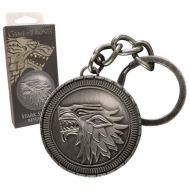 Le Trône de fer - Porte-clés métal Stark Shield