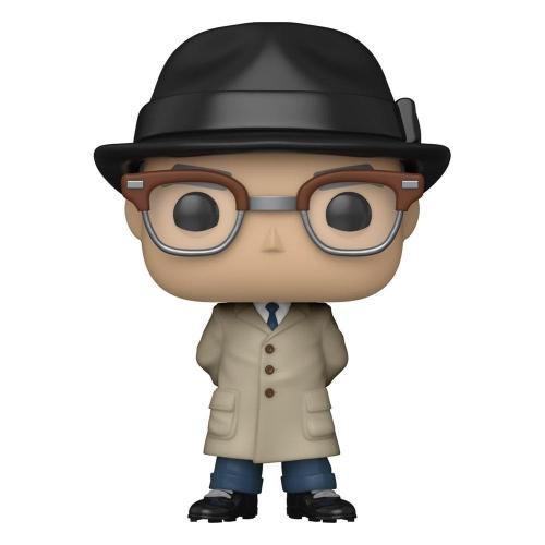 NFL - Figurine POP! Vince Lombardi (Packers) 9 cm