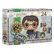 Harry Potter - Calendrier de l'avent Pocket POP! Harry Potter