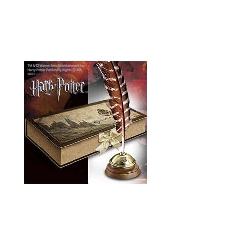 Harry Potter - Plume et encrier Hogwarts (Poudlard)