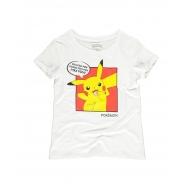 Pokémon - T-Shirt femme Pika Pika