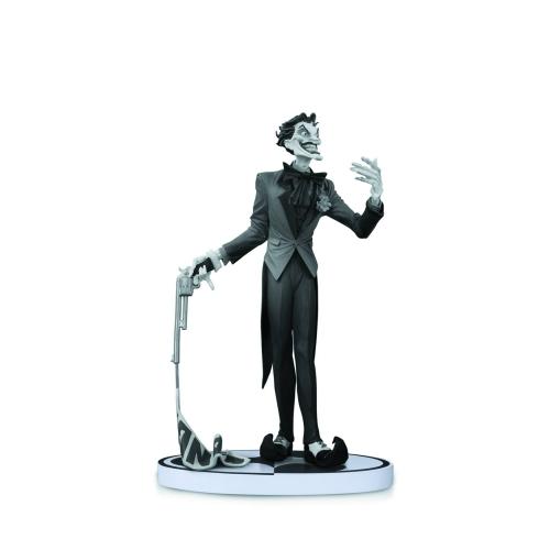 Batman - Statue Black & White Joker Jim Lee 2nd Edition 14cm