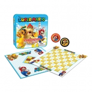 Super Mario - Jeu de dames Mario vs. Bowser Collector's Game
