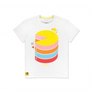 Pac-Man - T-Shirt Pie Chart