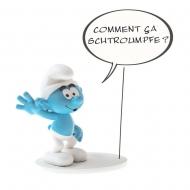 Les Schtroumpfs - Statuette Collectoys Collection Schtroumpf 22 cm