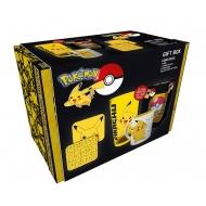 Pokémon - Coffret cadeau Pikachu