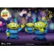 Toy Story - Pack 3 figurines Dynamic Action Heroes Aliens DX Ver. 12 cm