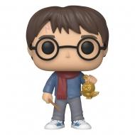 Harry Potter - Figurine POP! Harry Potter Holiday  9 cm