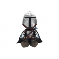 Star Wars The Mandalorian - Peluche Warrior 25 cm