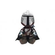 Star Wars The Mandalorian - Peluche Warrior 25 cm